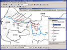 河川生態淨化決策支援行動化地理資訊技術